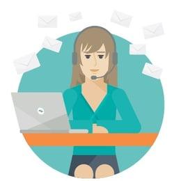 Segmentation client marketing customer service