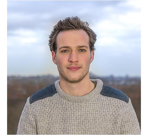 Bram Bouwmeister - Chef de projet