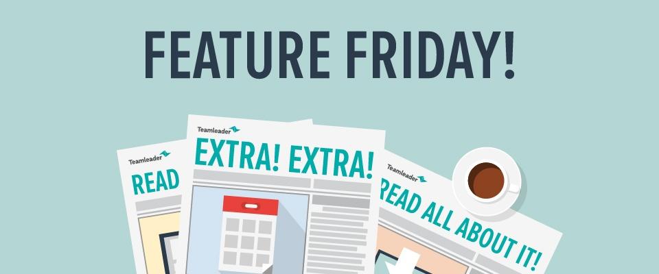 Feature Friday: Meilleur suivi des ventes et opportunités en les liant aux appels, tâches et rendez-vous