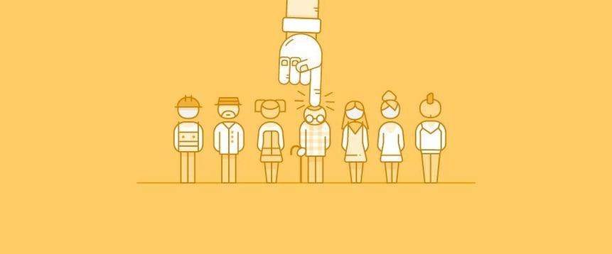 Projet d'équipe, sélectionner les bonnes personnes pour votre projet