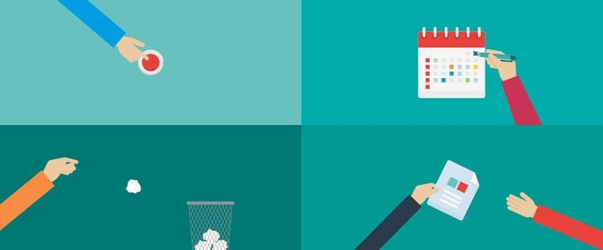 Les outils de gestion du temps destinés aux PME: découvrez la matrice d'Eisenhower