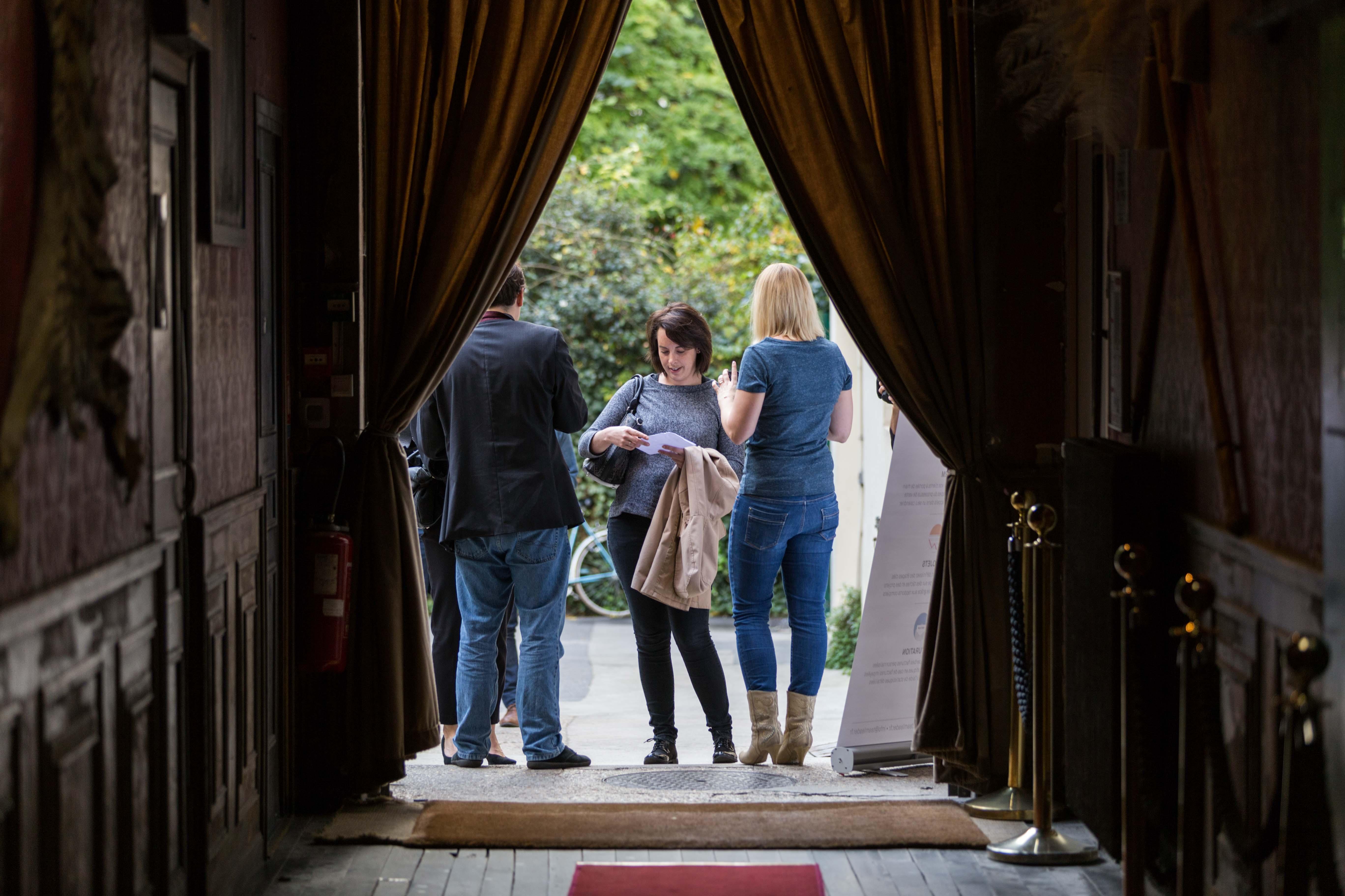L'aventure Teamleader en France commence à Paris