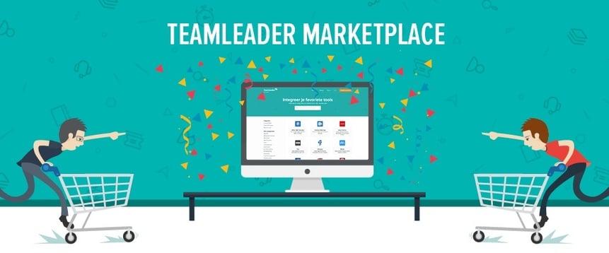 Marketplace Teamleader : toutes les intégrations au même endroit