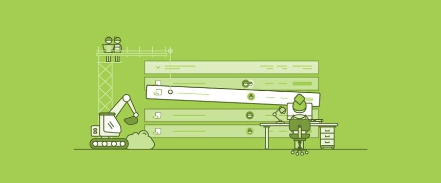 Le nirvana pour un chef de projet : nouvelle répartition du projet de Teamleader
