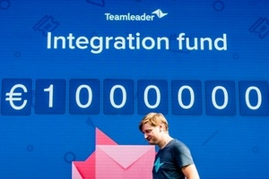 Teamleader lance un fonds d'intégration de 1 million d'euros