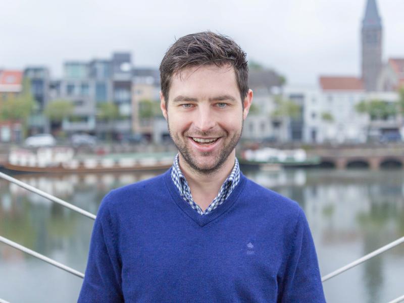 Niels Vanden Buverie - Product Owner