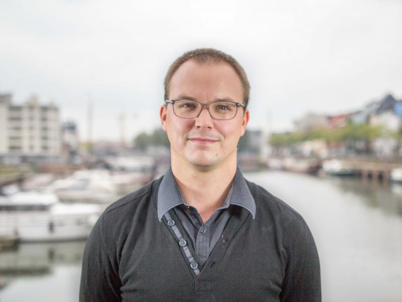Stijn Van Walle - Directeur Financier